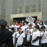 Как я был свидетелем акции протеста в Шеньчжене