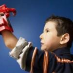 6-летний канадец получил необычный 3D-протез