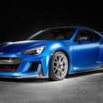 Subaru показала возможности тюнинга STI