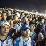 В Аргентине футбольные фанаты снова убивают друг друга
