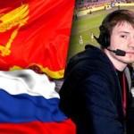 Комментатор матча Черногория-Россия – с места событий