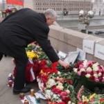 Возле места убийства Немцова произошла драка