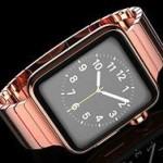 """Коллекция класса люкс """"Spectrum"""" часов Apple Watch от Goldgenie"""