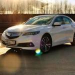 Тест-драйв Acura TLX: гиковское счастье
