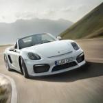 Крышу Porsche Boxster Spyder придется закрывать руками