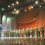 В Сочи открывается фестиваль армейской песни