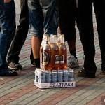Предприятие школьного питания закупило алкоголь на полмиллиона