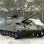 Украинская армия получила партию танков Т-64Б