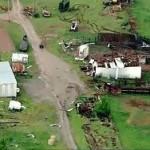 В Оклахома-Сити от торнадо пострадали 12 человек