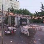 В Стамбуле обстреляли полицейских