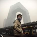 Загрязнение воздуха в Китае убивает в день 4400 человек