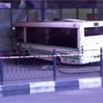 На западе столицы рейсовые автобусы обстреляли из травмата