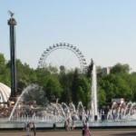 Москва: на реконструкцию Парка Горького потратят 500 млн рублей