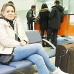 """В """"Шереметьево"""" на чемоданах: мнения российских туристов"""