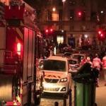Террористическая атака на Париж